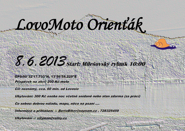 LovoMoto Orienťák 8.6.013